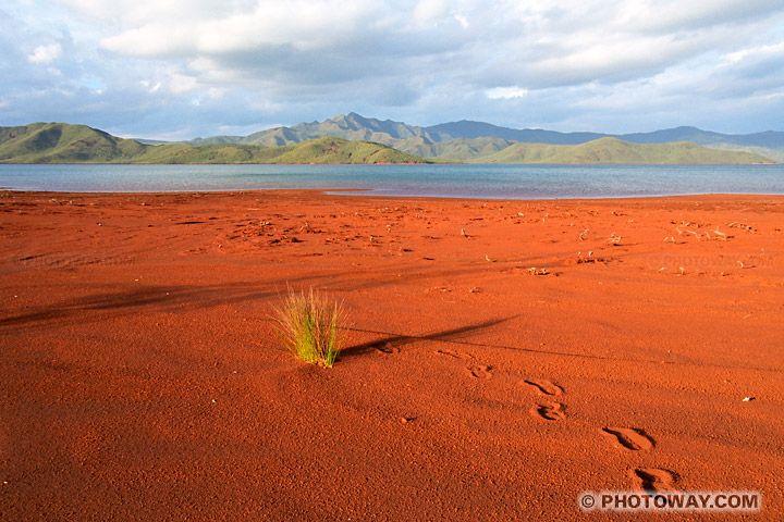 Photos de paysages de Nouvelle-Calédonie photo du lac Yaté images