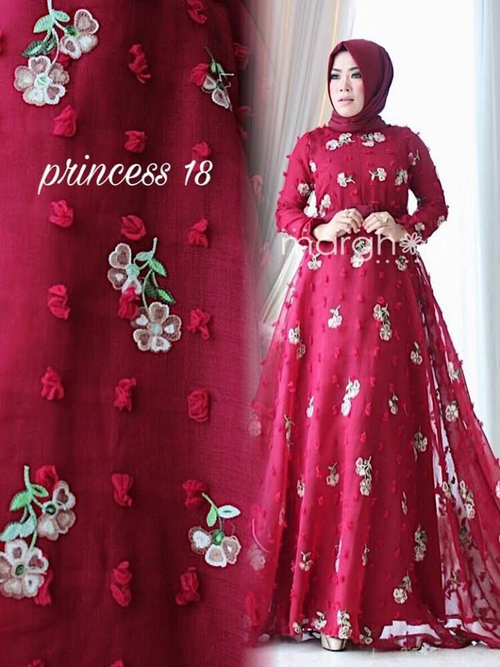 Princess 18 By Marghon Seri Princess Lounching Lagi Dengan Bahan