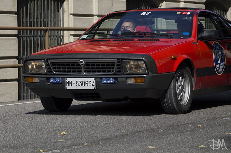 Lancia Beta Montecarlo (1980)