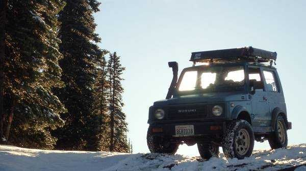 1987 suzuki samurai - Seattle-tacoma - classifieds - reachoo.com