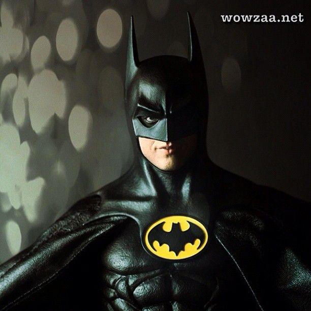 1/6 Hot Toys DX09 - BATMAN - Batman (Michael Keaton)