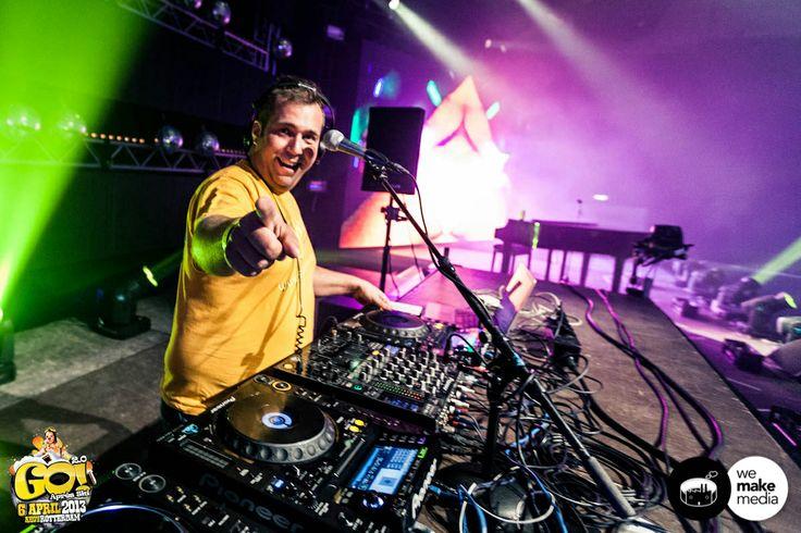 DJ Laurens!