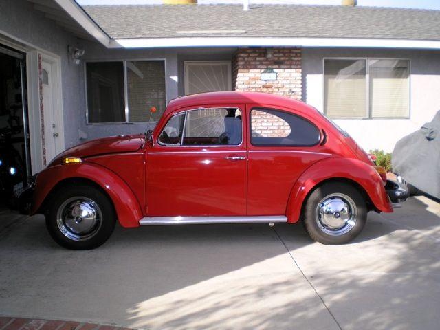 1974 Restored Vw Beetle Sedan For Sale Oldbug Com In 2020 Vw Beetle For Sale Beetle Vw Beetles
