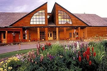 Grouse Mountain Lodge. Whitefish, MT