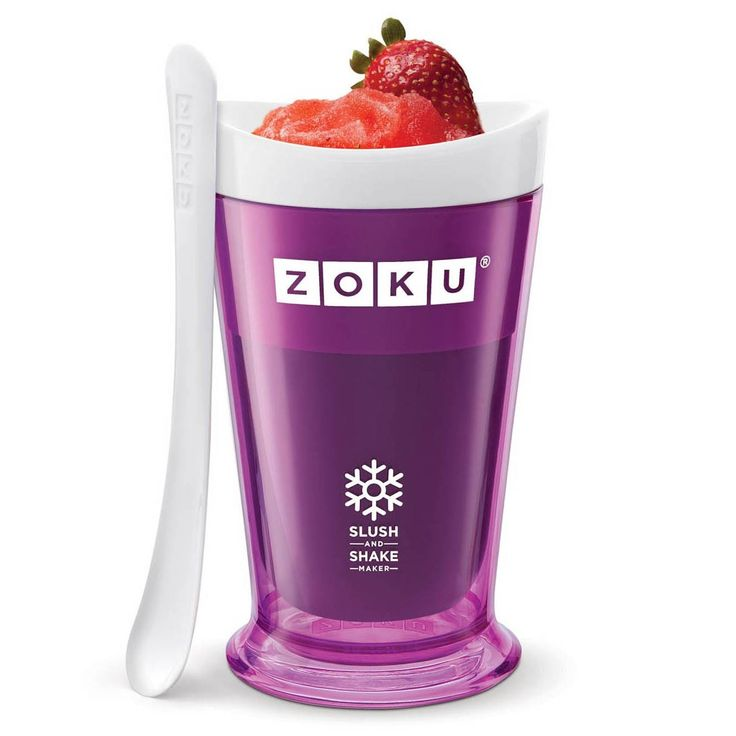 Zoku Slush & Shaker Maker - Purple, AU$35.95 plus postage from Always Sales (price correct as at 19.09.17)