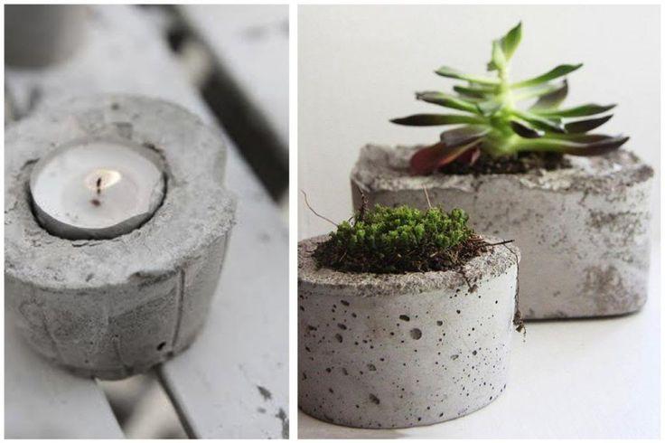Zrób to sam z betonu