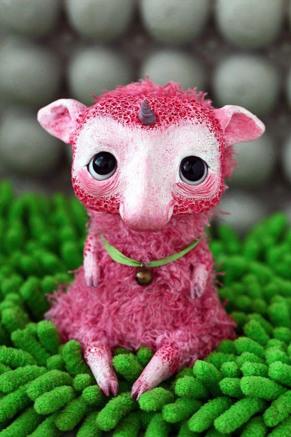 Unicorn Sheep by chercheto on Etsy