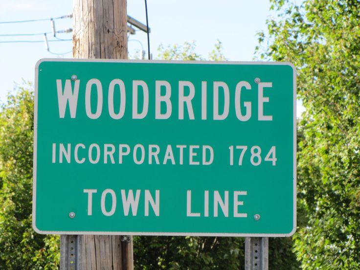 Woodbridge Town Line