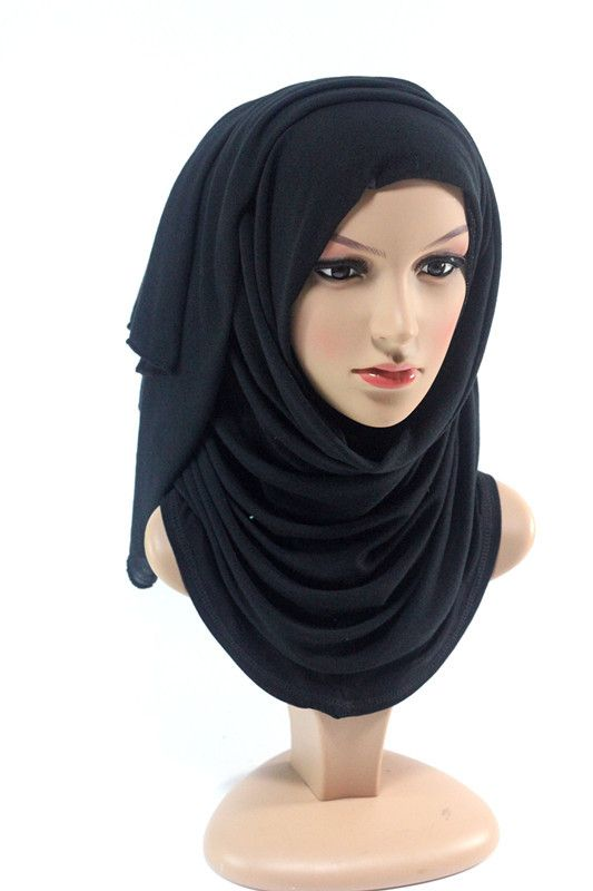 $15 + FREE Shipping for available 21 colors high quality JERSEY scarf jersey shawl muslim hijab