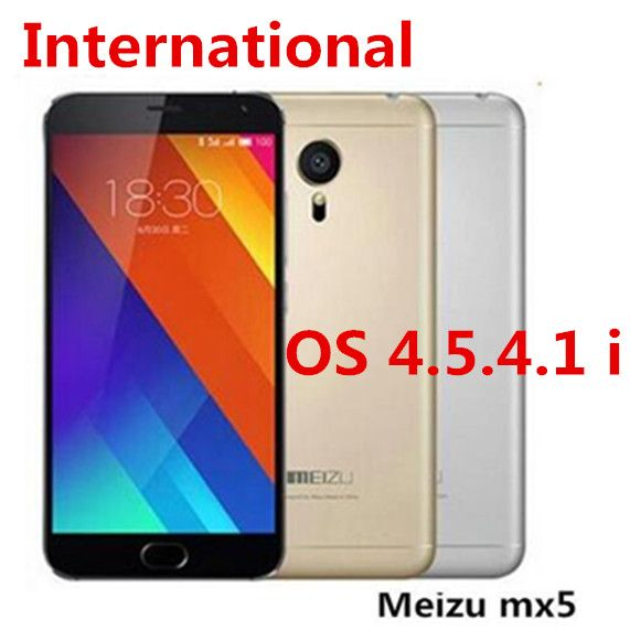 "in stock international Meizu MX5 Mobile Phone Original 4G FDD LTE 3GB RAM 5.5"" Touch smartphone 3150mAh 16GB 32GB MX 5 US $217.00-285.0 /piece To Buy Or See Another Product Click On This Link  http://goo.gl/EuGwiH"