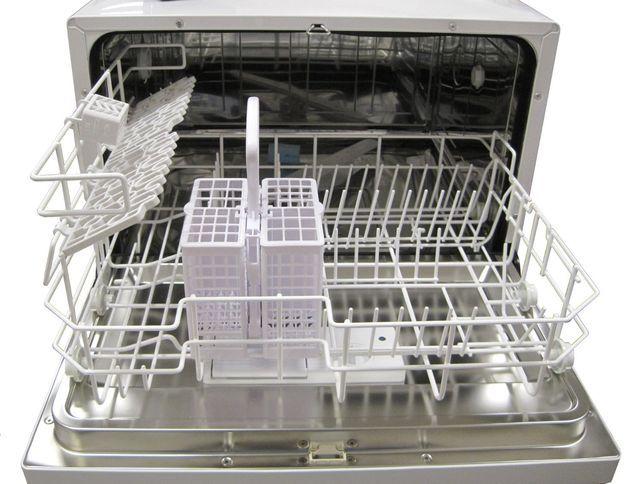 "22"" Tabletop Portable Dishwasher (Silver) $175.79 (bestbuy.com)"