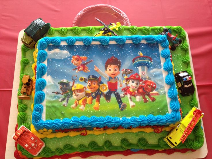 48 best images about Paw Patrol Birthday on Pinterest ...