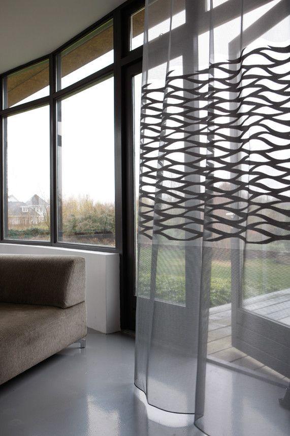 440 best raamdecoratie images on Pinterest | Shades, Sheet ...