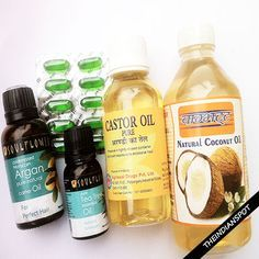 "Hair growth oils are certainly making quite a ruckus in the hair health and beauty industry, aren't they? If you have the bravery to run a general search of the phrase ""hair growth oils"" your computer will explode with the millions upon millions of results showing an endless list of various health and nutritional sites"
