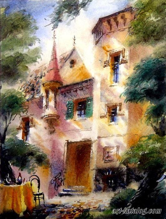 Ömür Cottage in Yalta - Zelik Victor