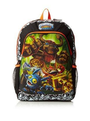40% OFF Skylanders Unisex-kids Giants 16-Inch Backpack, Black Multi, One Size