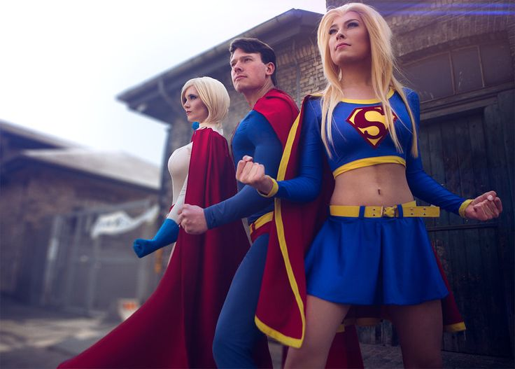 Superheroes by Su-rine.deviantart.com on @DeviantArt