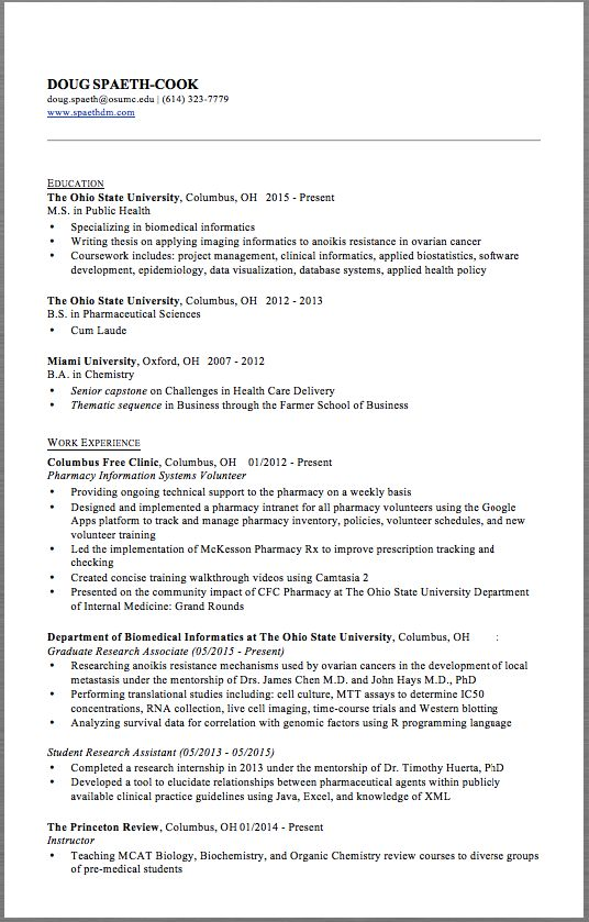 Finance Resume Examples - http\/\/resumesdesign\/finance-resume - concierge resume