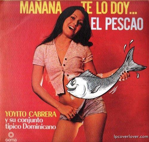 """¡WTF! Yoyito Cabrera  """"El Pescao""""  Gema Records"""