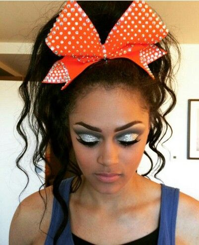 So many awesome new cheer followers since I've been off! You guys are my fav.
