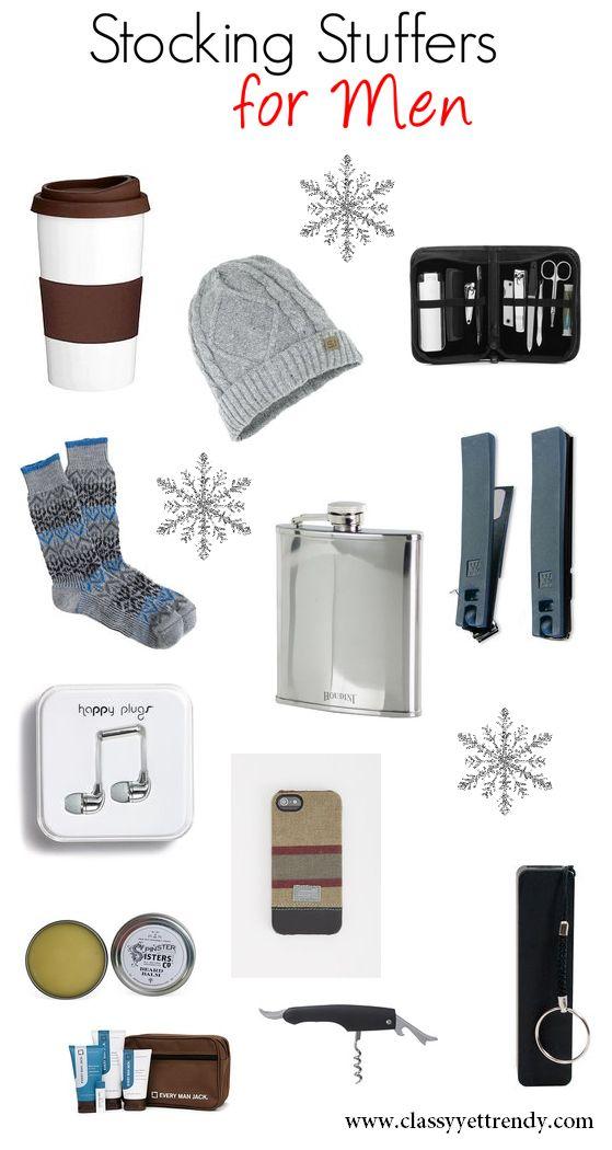 Stocking Stuffers For Men Gift Ideas