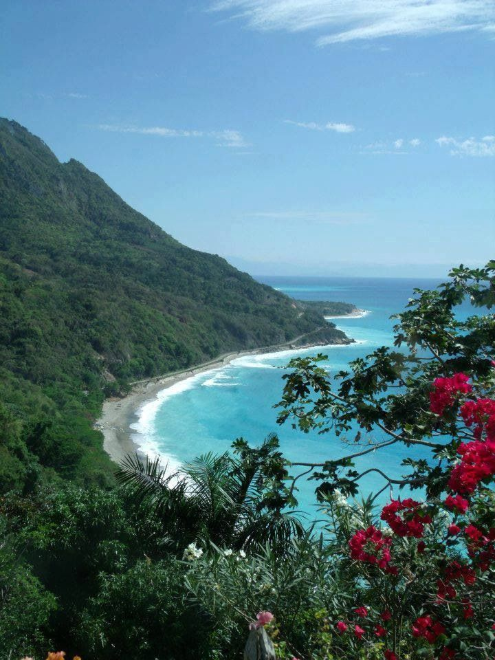 Barahona, Dominican Republic. One of the many beautiful spots on the island. Fantasy island..magic...cant wait to get here.xx