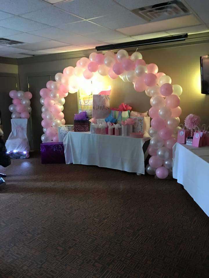Diamonds And Pearls Baby Shower Party Ideas