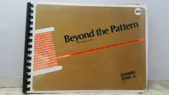 Beyond The Pattern 1974 Spinning Spool by RandomGoodsBookRoom