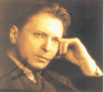 George Enescu (1881-1955) - Romanian composer, violinist, pianist, conductor and teacher, preeminent Romanian musician of the 20th century, one of the greatest performers of his time.