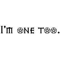 sometimes its nice to know your not alone. even if you practice alone. #pagan