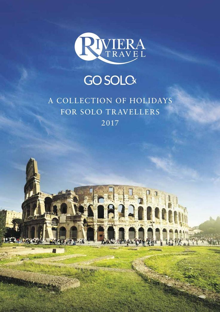 Go Solo - A collection of holidays for Solo Travellers