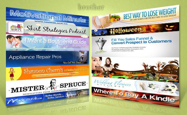 brother: design a WOW website header for $5, on fiverr.com