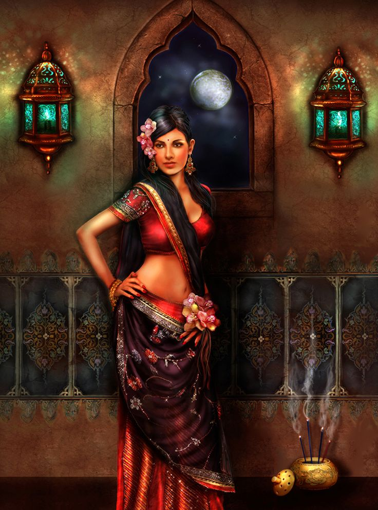 339 Best Images About Indian Art On Pinterest