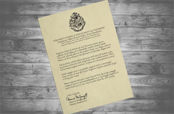 Printable Harry Potter Party Invitations - Digital Print Only - Hogwarts Acceptance Letter - Birthday Party - Party Supplies - Halloween by AlohomoraPaperCo on Etsy https://www.etsy.com/listing/451017746/printable-harry-potter-party-invitations
