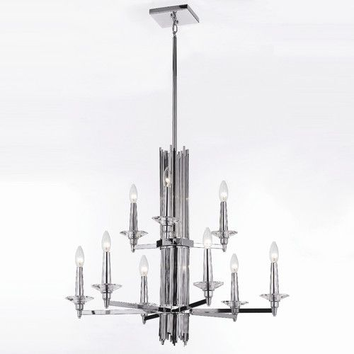 41 best lighting chandeliers and pendants images on pinterest af lighting candice olson trevor 9 light chandelier aloadofball Gallery