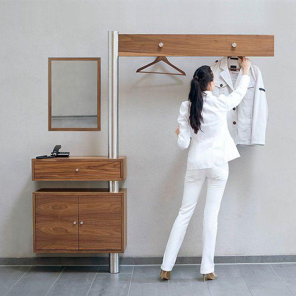 die besten 25 garderobe edelstahl ideen auf pinterest armband verschluss edelstahl. Black Bedroom Furniture Sets. Home Design Ideas