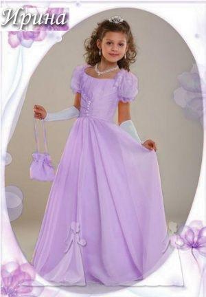 Мода в 2016г на нарядные и выпускные платья для девочек / Мода в 2016 р на ошатні, святкові і випускні сукні для дівчаток.