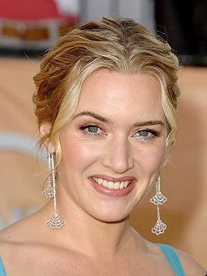 Kate Winslet - I love that she is an advocate for curvy women.