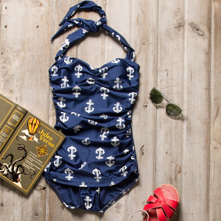 Start your year with cute coastal style.