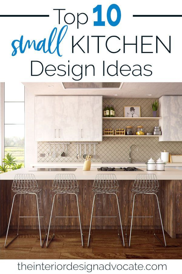 Top 10 Small Kitchen Design Ideas Kitchen Layout Plans Kitchen
