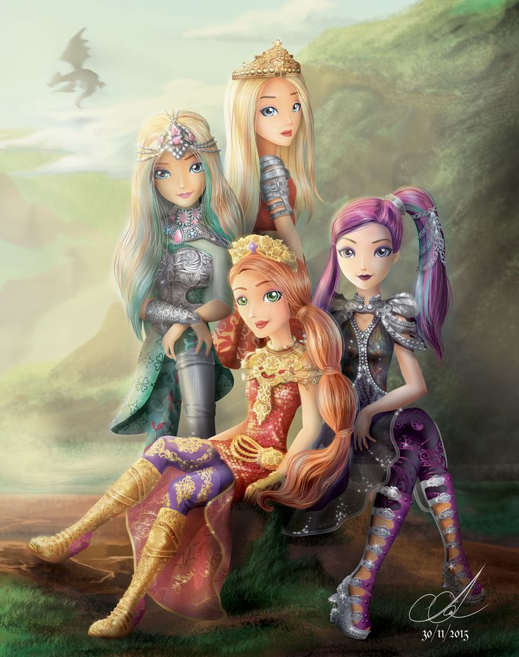 Dragon Games Ever After High