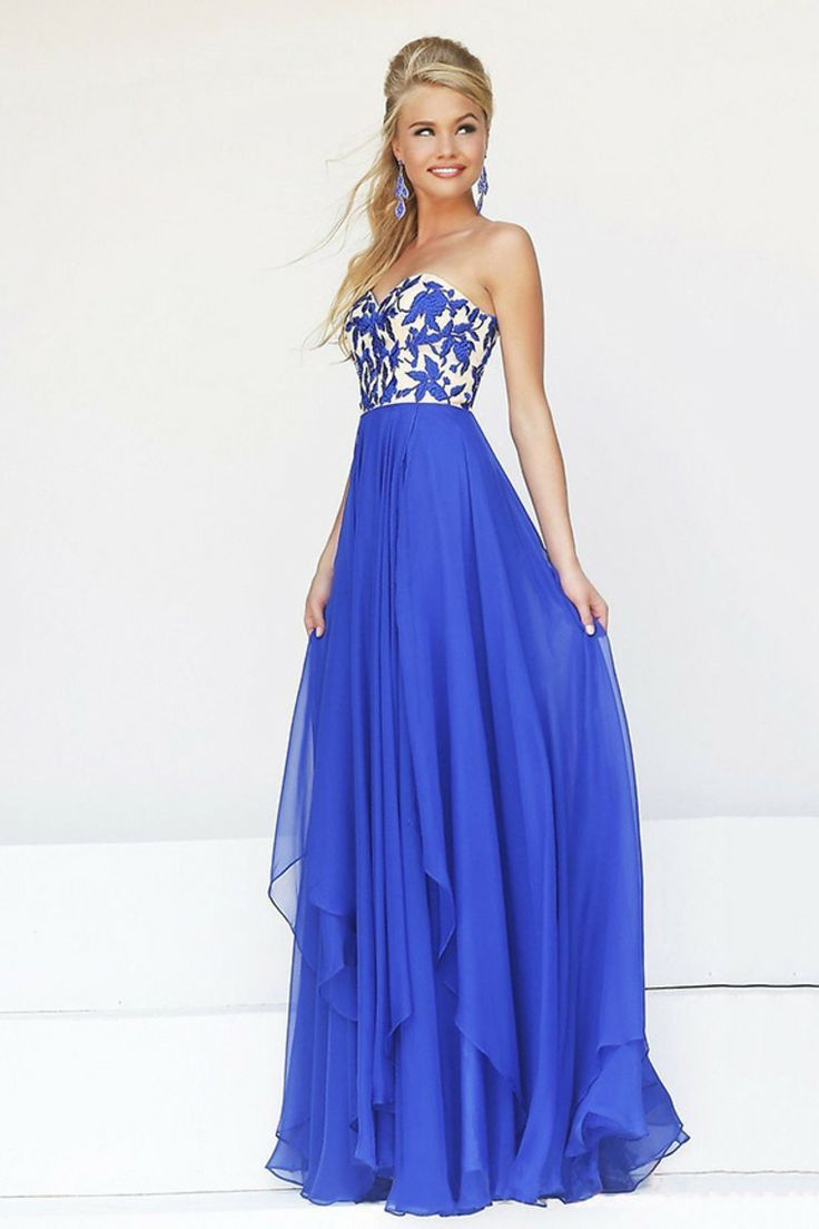 I know this says prom but I feel like since it's not all glitzy and shit it'd be prefect to wear to a wedding!