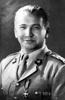 Leopold Okulicki Niedźwiadek  Rank: General Dropped: March 14, 1943 Okulicki was Deputy Chief of Staff of the Armia Krajowa and Commander of the Nie organization. He was arrested by the NKVD and tortured to death  in Lubyanka prison in Moscow on December 24, 1946.