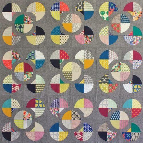 Tutoriales de Patchwork: Quilts
