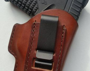 Springfield XDS 9mm 40SW 45 Cal.  3.3 Model  by WhiteGateLeather