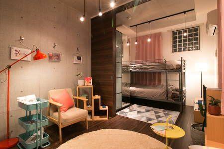 Airbnbで見つけた素敵な宿: Central Tokyo, Cozy & Compact #3 - 借りられるアパート - Shinjuku-ku