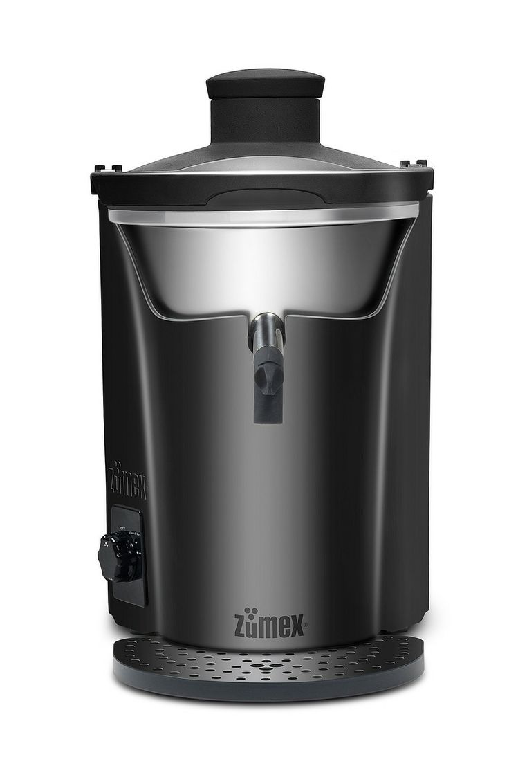Zumex Multifruit Think about what juice you'd like and it'll do the rest! The compact multijuicer with the highest performance on the market, perfect for extracting juice from any fruit or vegetable. www.juice-evolution.com