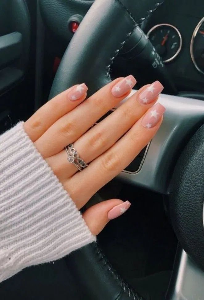 Short Acrylic Nails Coffin Beautiful In 2020 Acrylic Nails Coffin Short Pretty Acrylic Nails Short Acrylic Nails