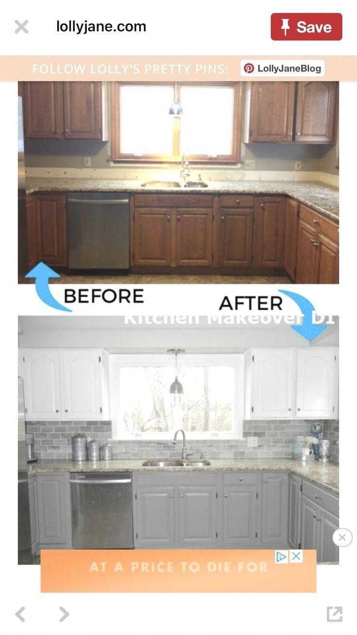 Kitchen Cabinet Refacing Cheap Kitchen Remodel Cheap Kitchen Makeover Home Decor Kitchen