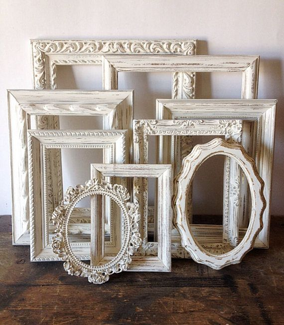 Baby Girl Nursery Frames #decor